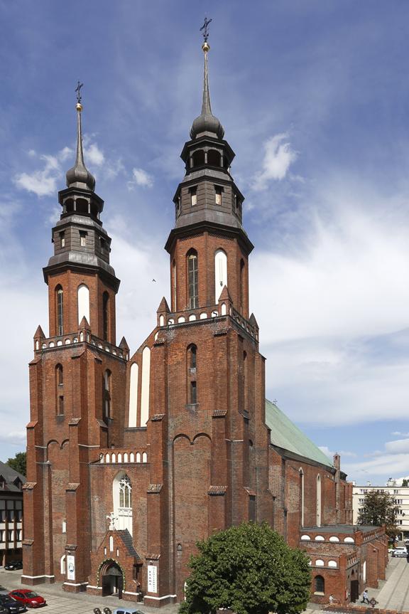 Kathedrale zum Heiligen Kreuz
